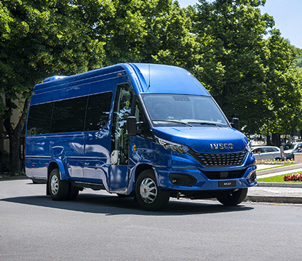 DAILY IVECO BUS